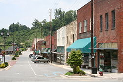 250px-Downtown_Spruce_Pine_NC