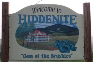 hiddenite, nc
